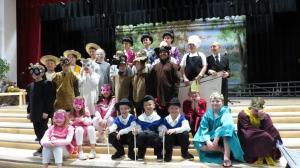 Kittson Central Elementary Spring Concert