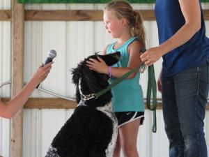 Kittson County Fair Pet Show 2019