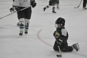 Moms vs. Kids Hockey